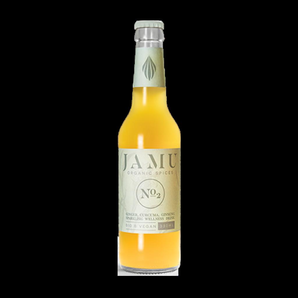 JAMU | No 2 | Bio Limonade ohne Zucker | [BIO]