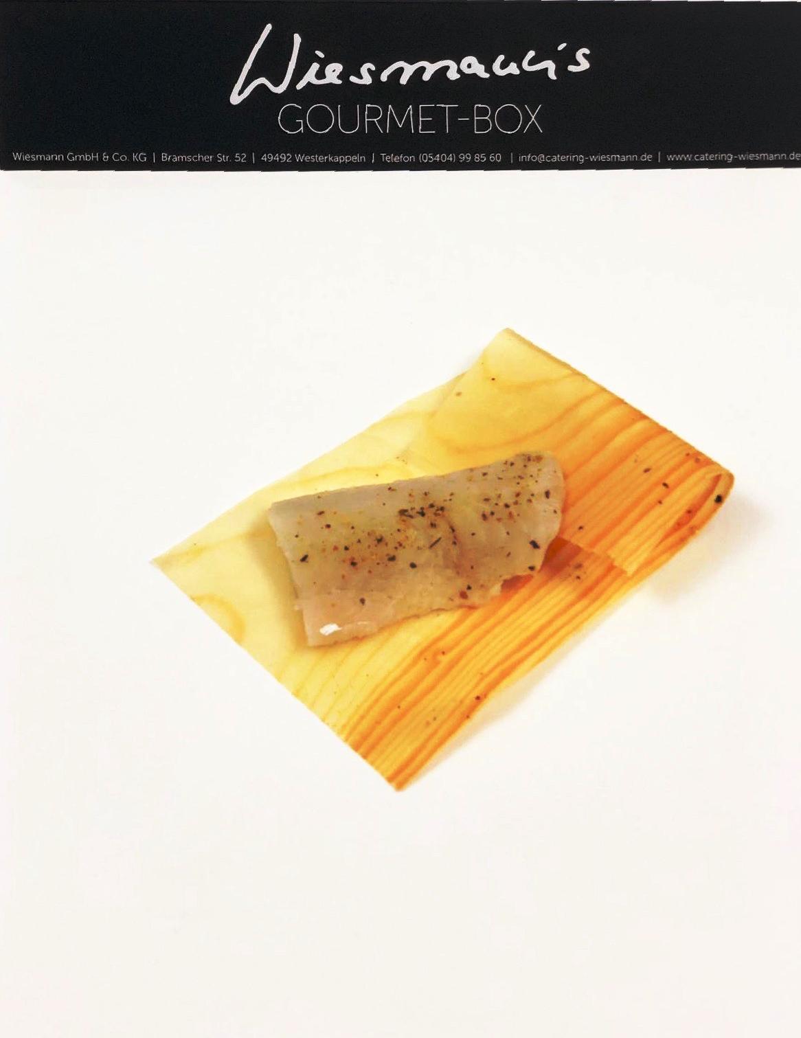 Gourmetbox MEDITERRAN - für 2 Personen