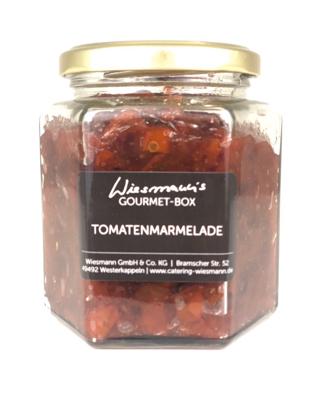 Tomatenmarmelade - handmade