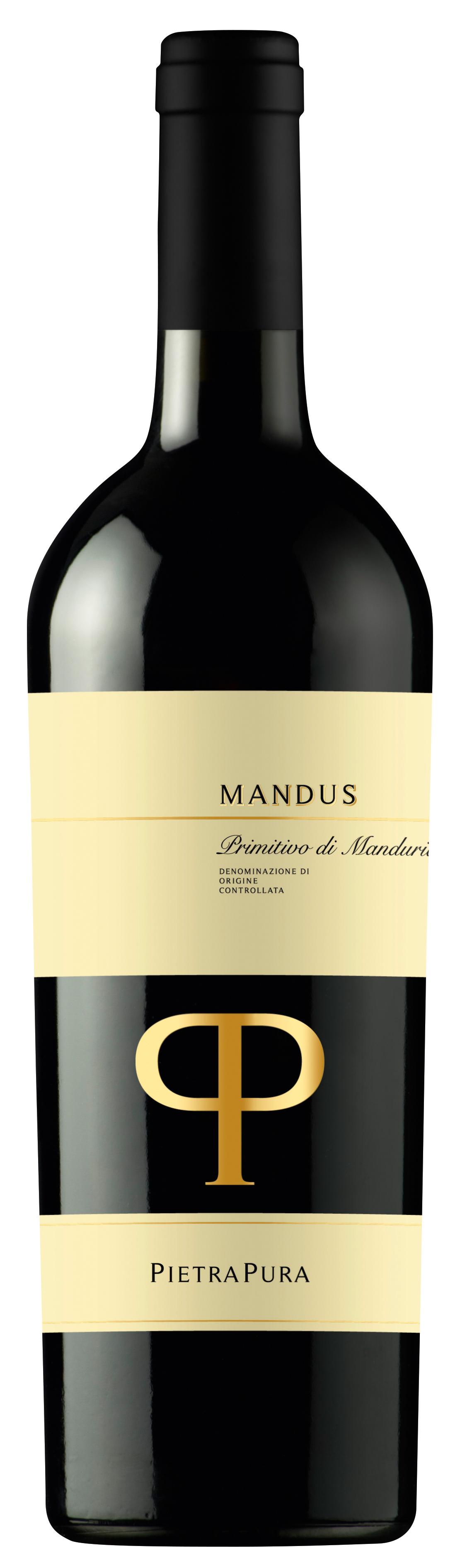 Rocca delle Macie Mandus Primitivo di Manduria 2017
