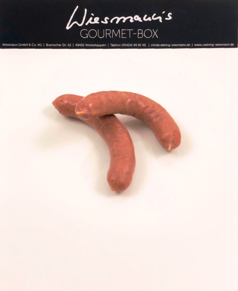 Gourmetbox FEINSCHMECKER - für 2 - 3 Personen